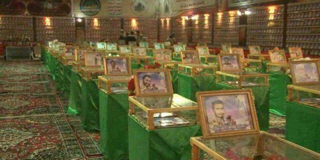 تلك الصور ليست زينة على الجدران بل صور قتلى مليشيات الحوثي